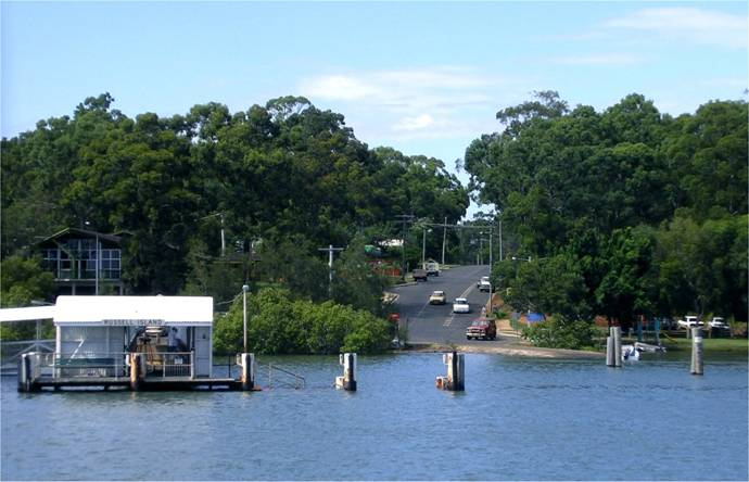 Russell Island In Moreton Bay South East Queensland Real